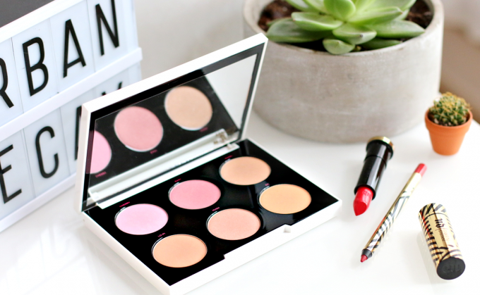 Urban Decay Gwen Stefani Blush Palette review