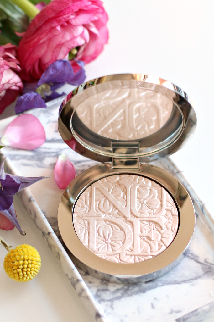 diorskin nude air glowing gardens highlighter - 11