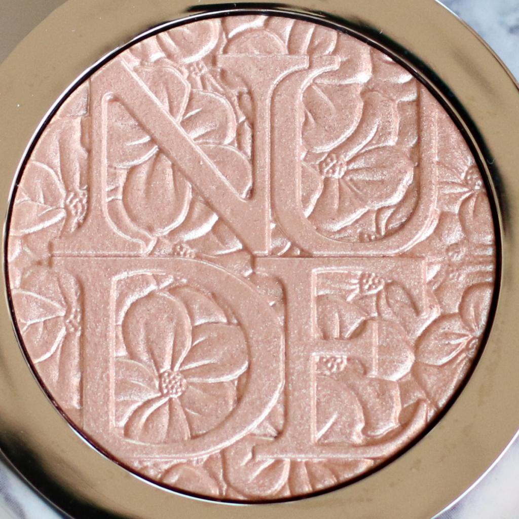 diorskin nude air glowing gardens highlighter - 17