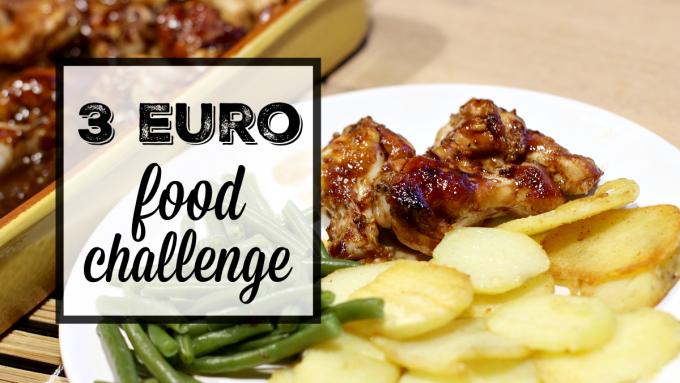 €3 Challenge | Hollandse pot