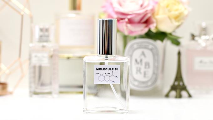 Molecule 01 parfum van Escentric Molecules – zo maak je hem zelf!