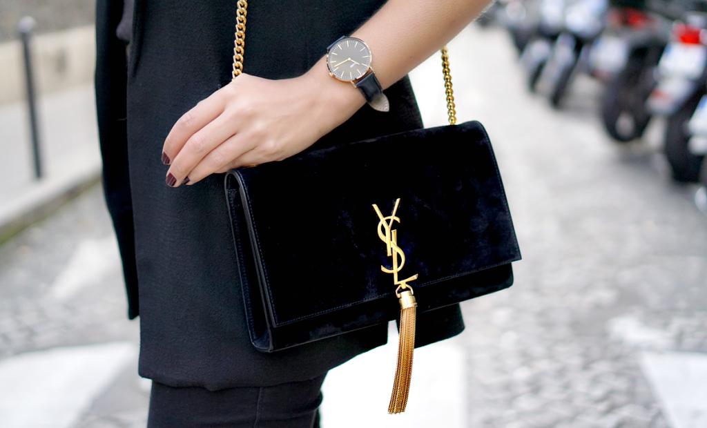 New In Saint Laurent Monogram Tassel Bag Beautylab Nl