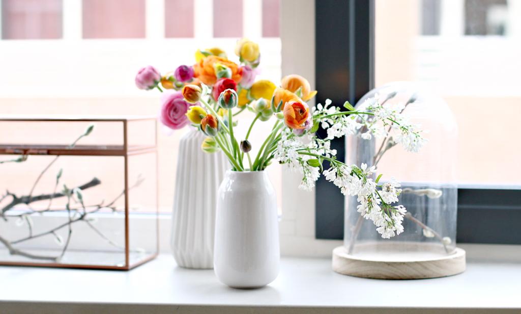 een klein beetje lente in huis_ - 17