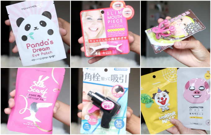Getest | bizarre Japanse beauty gadgets