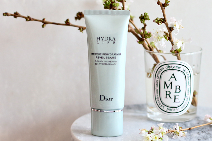 Dior Hydra Life masker