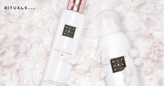 WIN | The Ritual of Sakura #letlifeblossom
