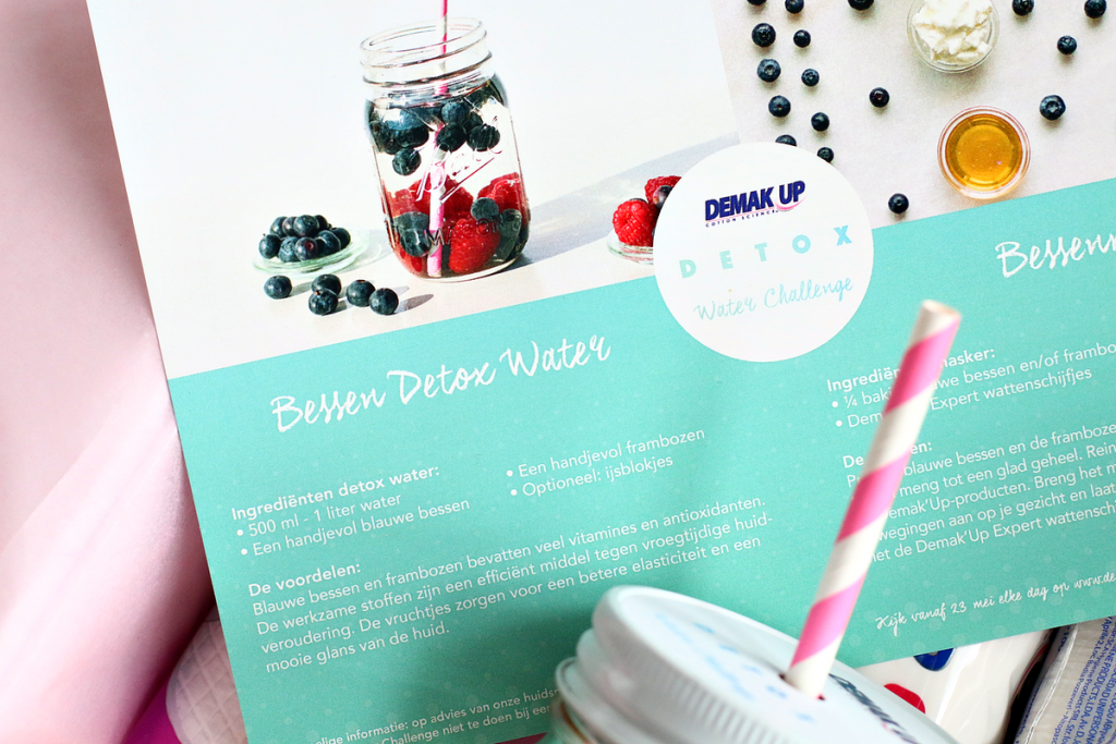 Demak'Up Detox Water Challenge_ - 3
