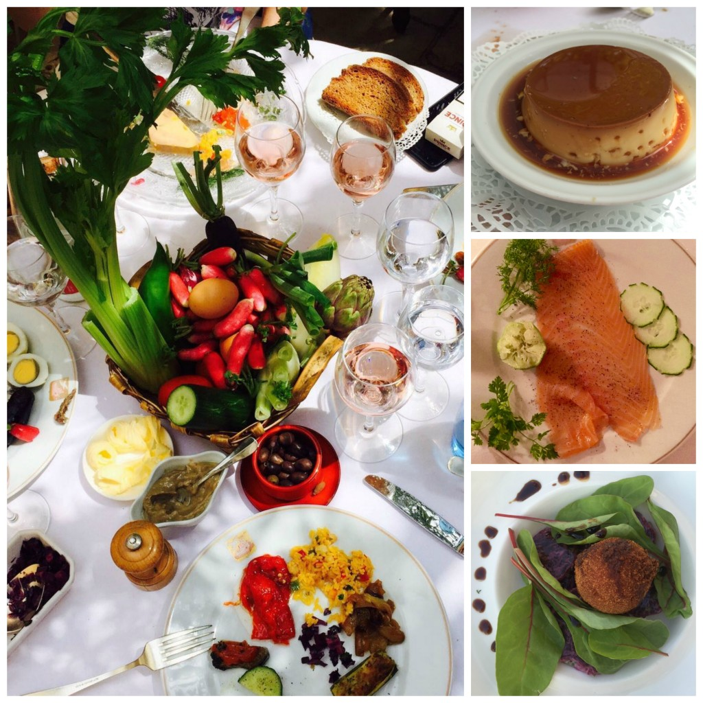 PicMonkey Collage food