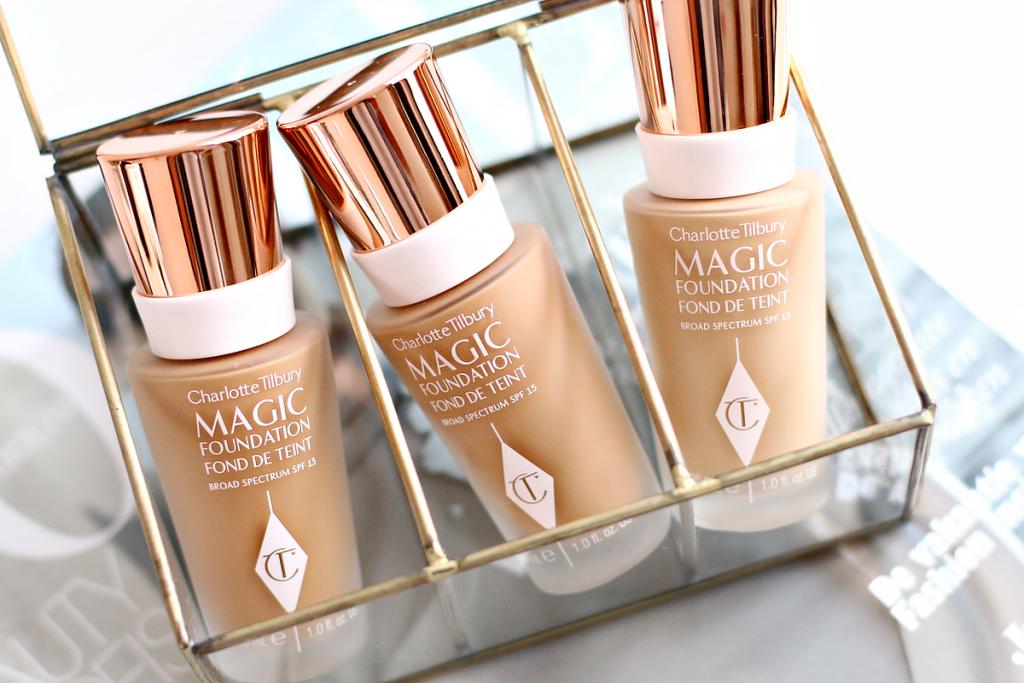 Charlotte Tilbury Magic Foundation Review Beautylab Nl