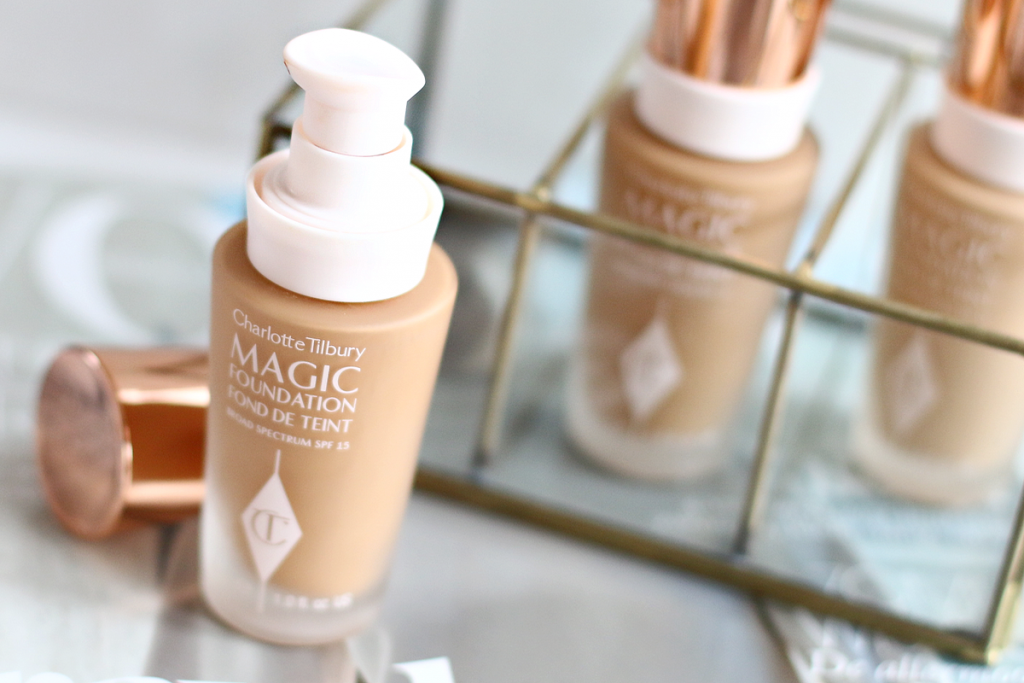 charlotte tilbury magic foundation_ - 18