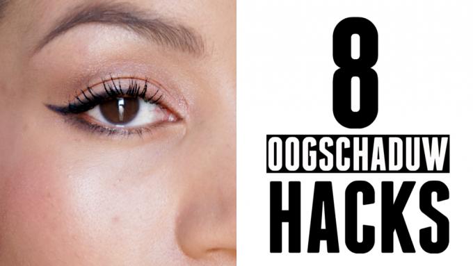 Oogschaduw hacks en tips voor beginners