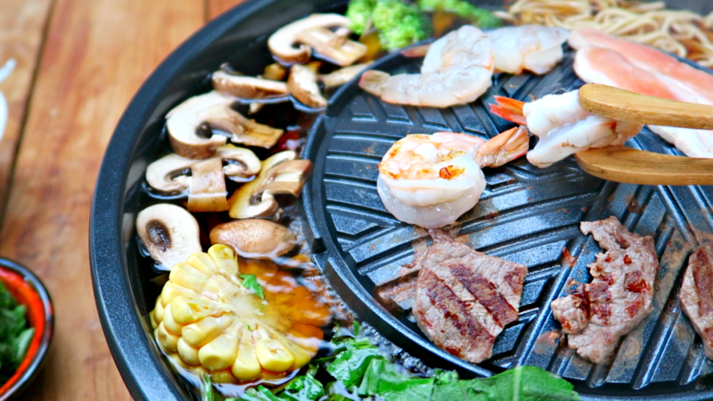 tomyang thai BBQ