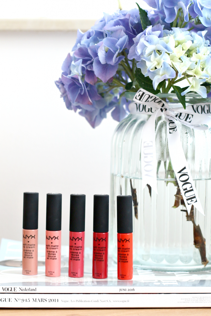 NYX soft matte lip creams_ - 1