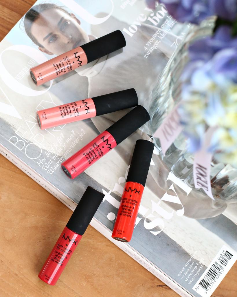 NYX soft matte lip creams_ - 3
