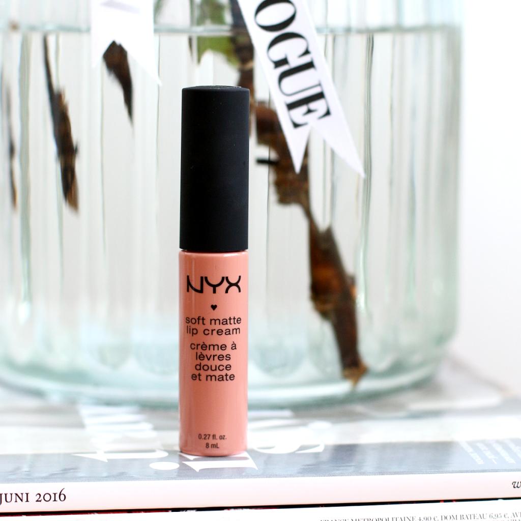 NYX soft matte lip creams_ - 4