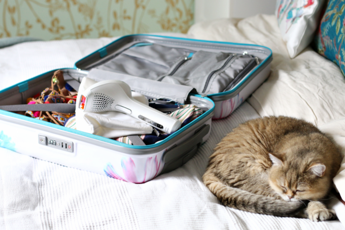 What's in my suitcase? Persoonlijke travel tips