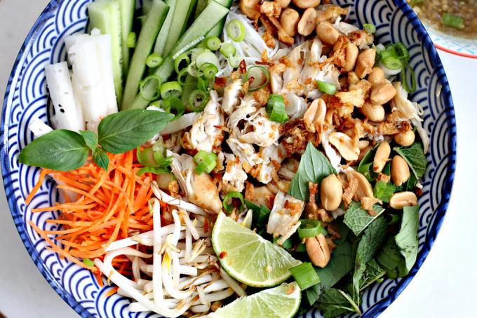Recept | Bun Bo salade