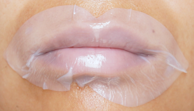 Getest | plumping and hydrating lip mask