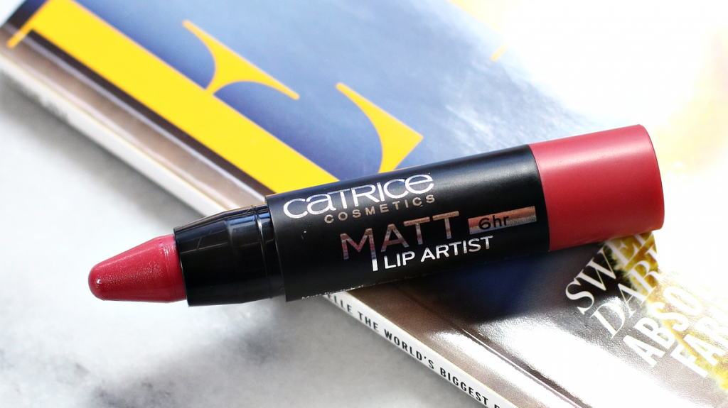 Catrice Matt Lip Artist review_ - 8