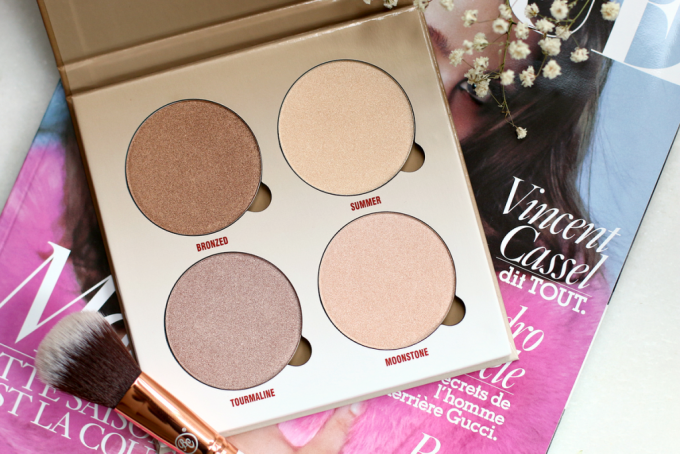 Anastasia Glowkit Sun Dipped review