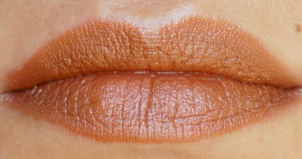 bruine lipstick review_ - 3