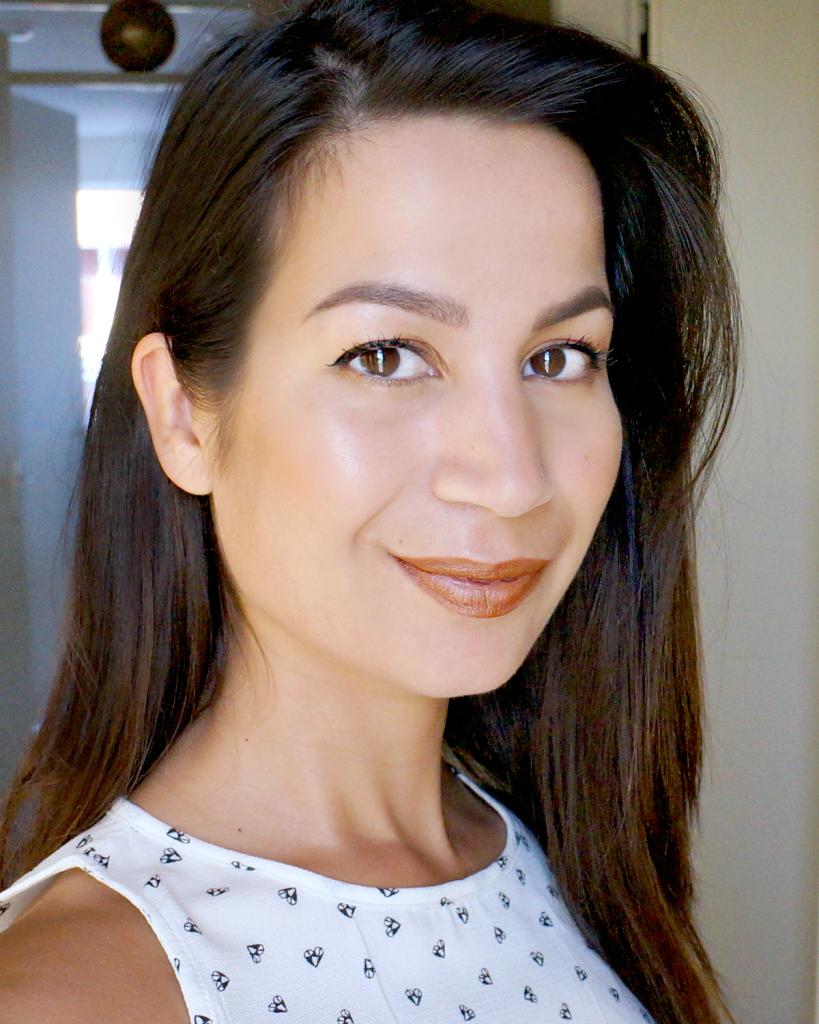 bruine lipstick review_ - 4