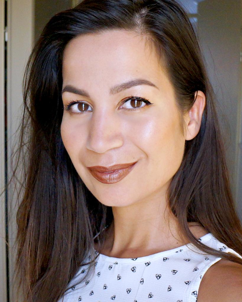bruine lipstick review_ - 6