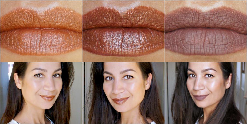 bruine lipsticks