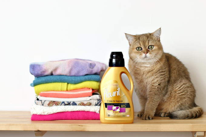 Wasmiddel dat je kleding repareert?