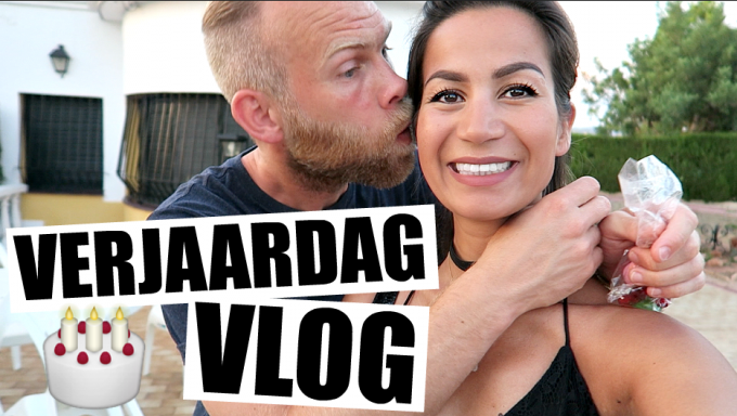 Verjaardag Vlog | vieren met vrienden in Valencia