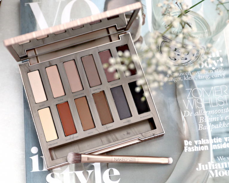 URBAN DECAY NAKED RELOADED PALETTE & WENKBRAUW PRODUCTEN