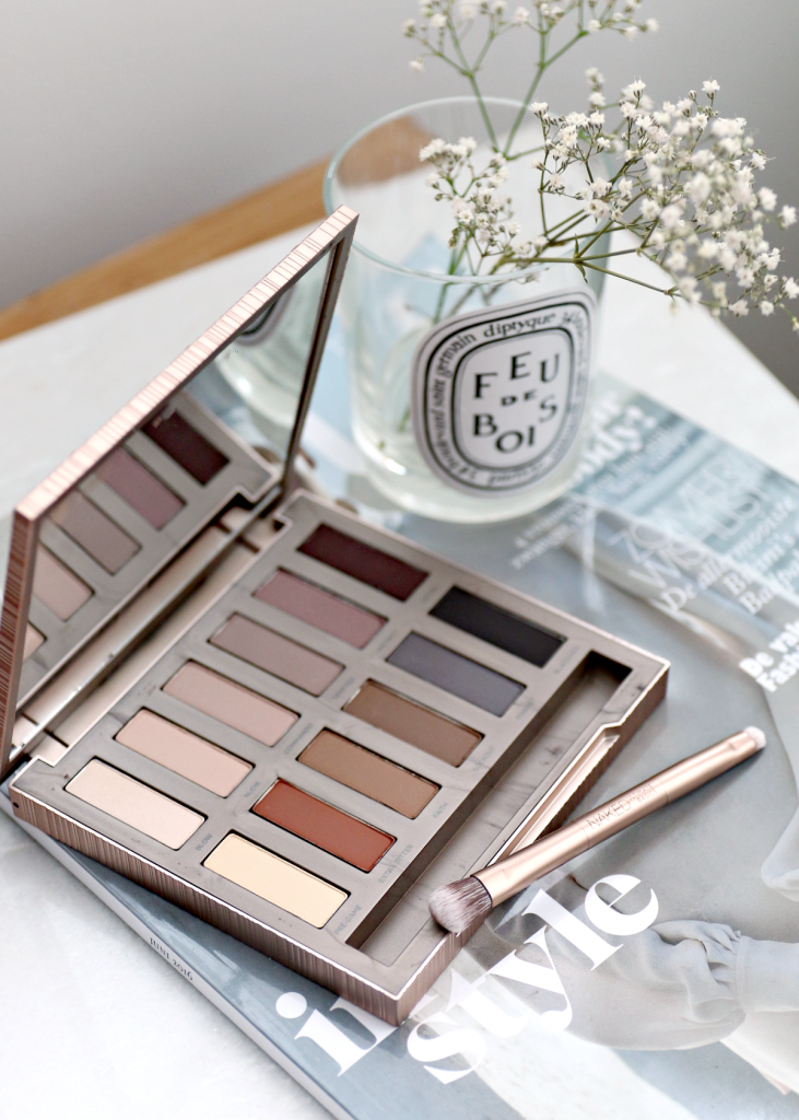 Urban Decay NAKED Ultimate Basics palette review ⋆