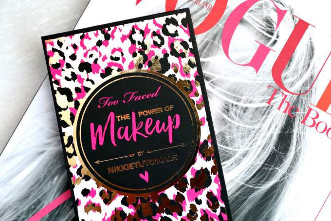 Too Faced x Nikkie Tutorials Power of Makeup palette