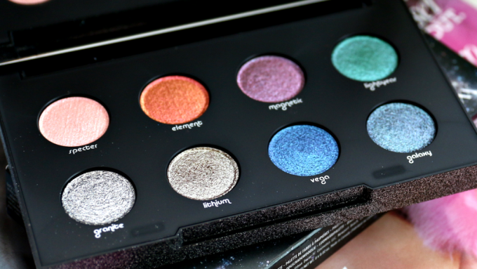 Urban Decay Moondust palette review