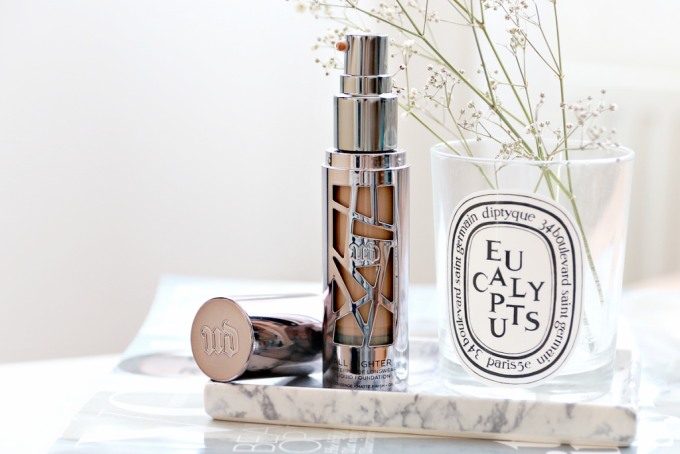 Urban Decay All Nighter foundation review
