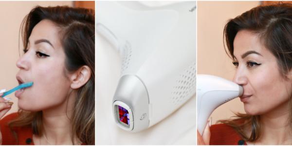 Testing | Philips Lumea voor je gezicht