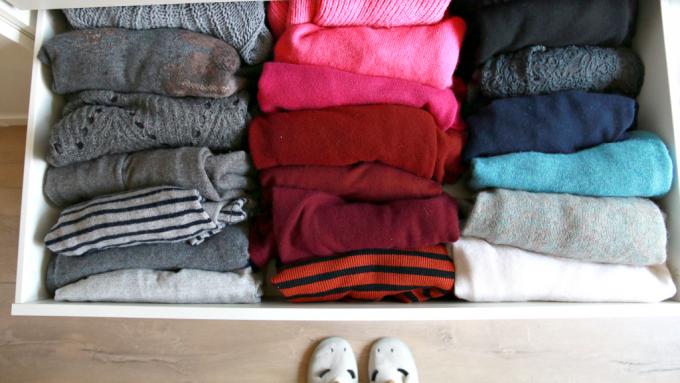 Huisvlog | inloopkast tour + handige kledingtips