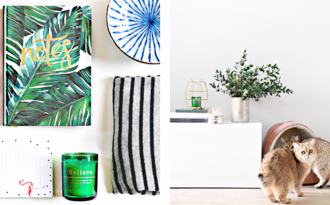 New in | interieur items van TK Maxx