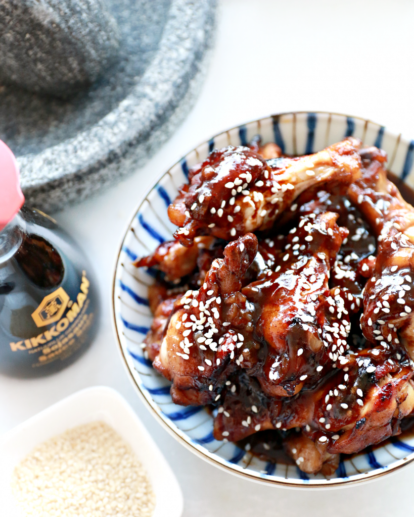 sticky chicken recept _ - 2