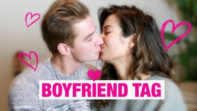 Boyfriend tag met George
