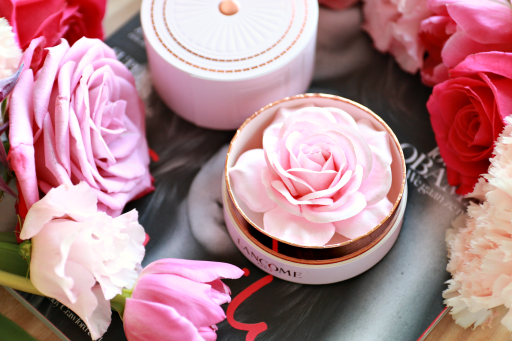 lancome rose highlighter review_ - 2