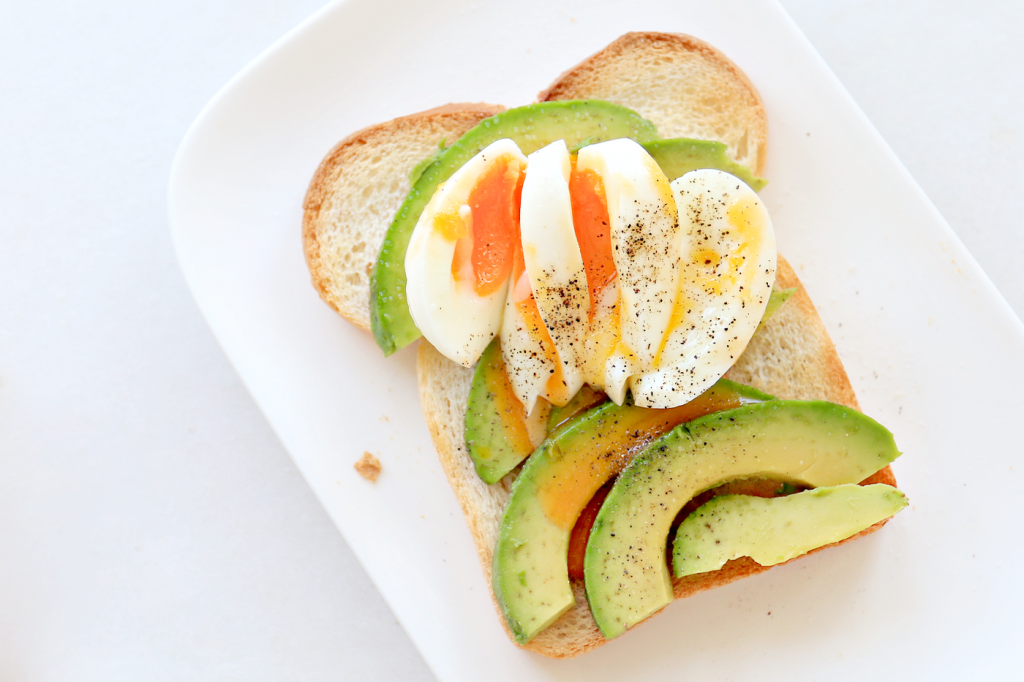 avocado egg toast_ - 1