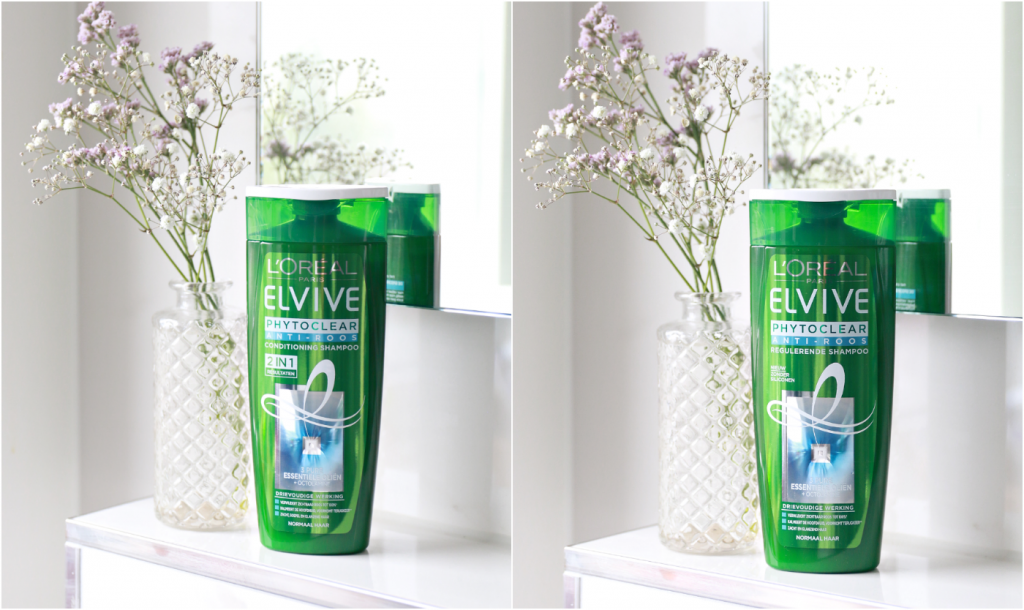 l'oreal elvive phytoclear shampoo