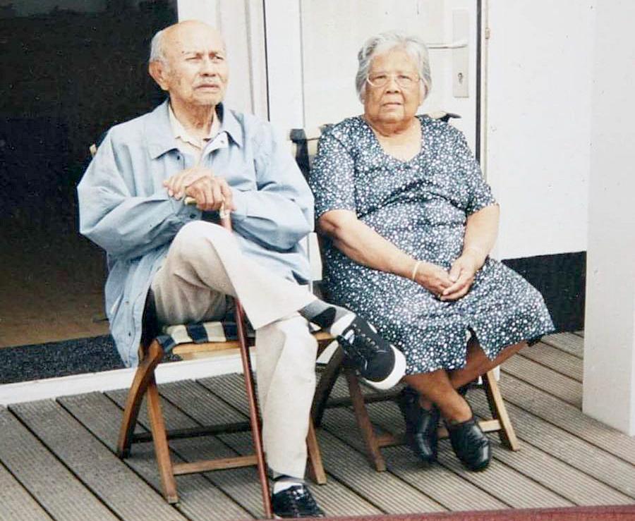 opa pappie en oma mammie