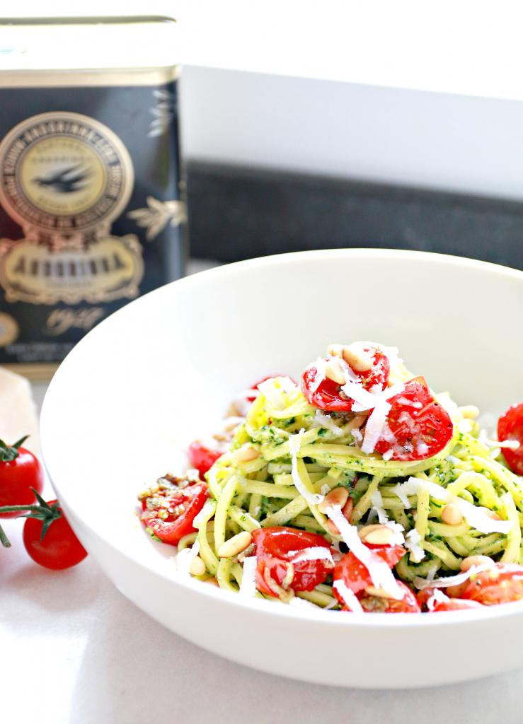 zelfgemaakte spinazie pesto recept_ - 4