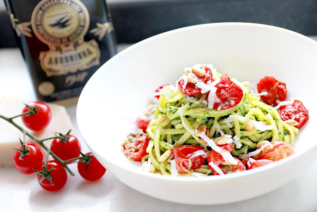 zelfgemaakte spinazie pesto recept_ - 5