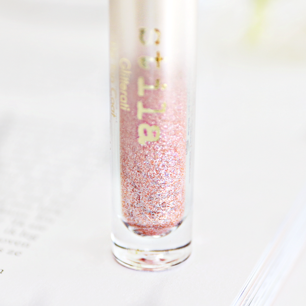 stila glitterati lip top coat swatches_ - 3