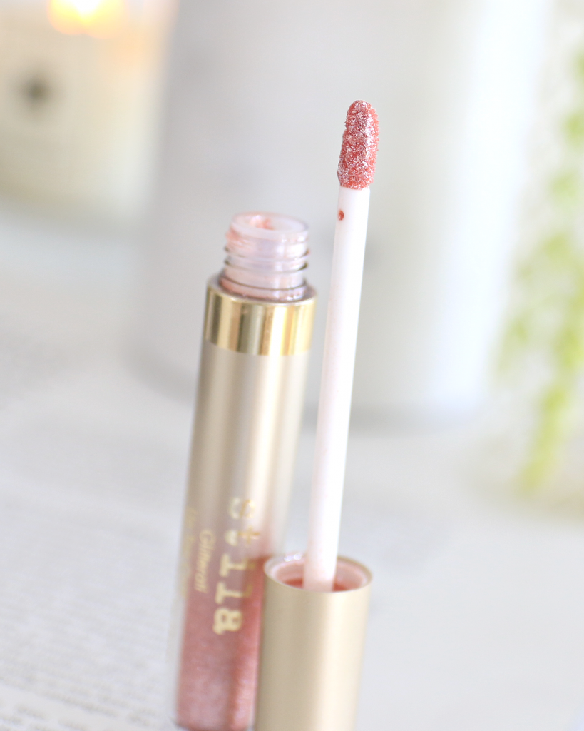 stila glitterati lip top coat swatches_ - 4