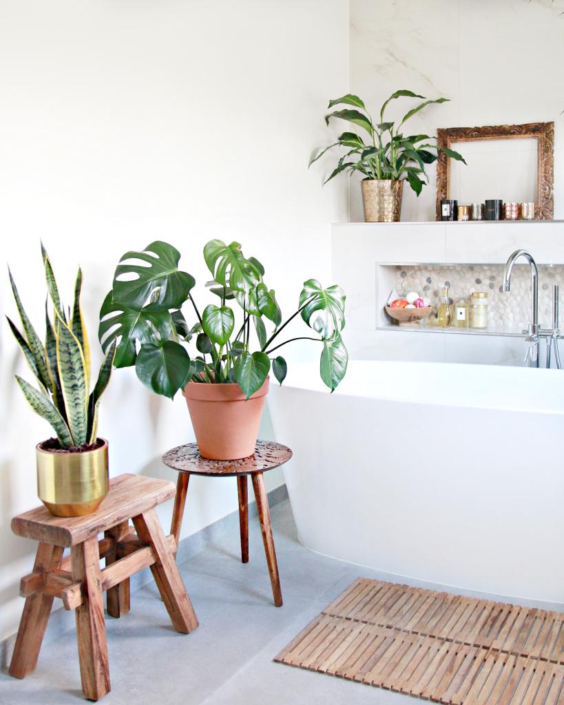 Mijn Urban Jungle badkamer - Beautylab.nl