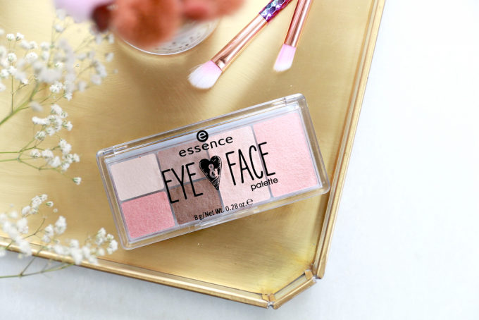 essence Eye & Face palette review